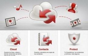 La nube de Vodafone: Redvolución
