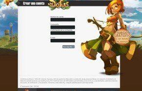 ¿Como crear una cuenta de Dofus?