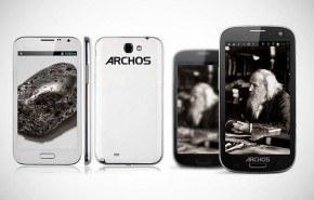 Archos prepara su llegada al mundo smartphone