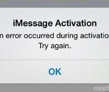 Problemas al activar iMessage y FaceTime en iPhone, iPad e iPod con iOS 7 | 5 Soluciones