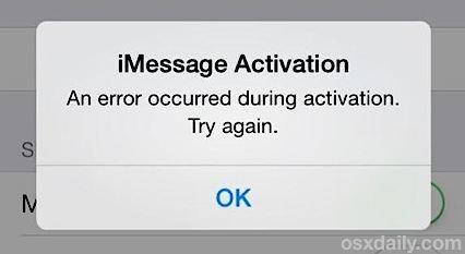 problemas-activar-imessage-facetime-iphone-ipad-ipod-ios-7