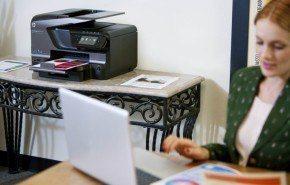 Impresoras con un 50% menos de coste