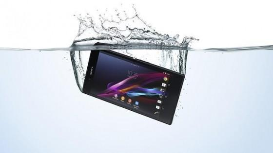 sony-xperia-sumergible