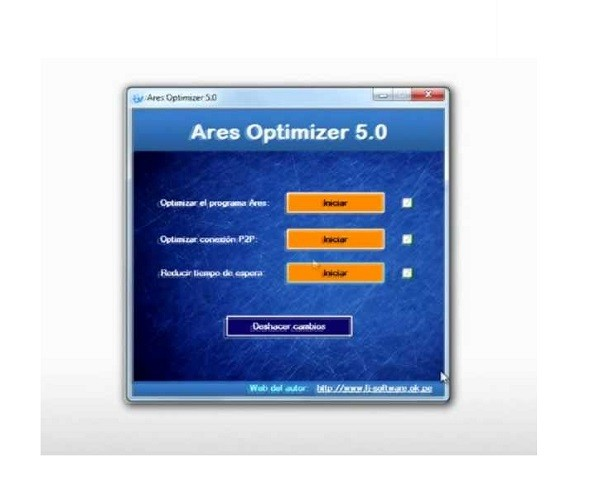 ares optimizer