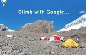 Google ahora permite a visitar el Everest, Kilimanjaro y otros lugares impresionantes