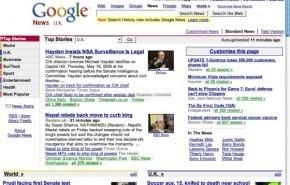 Novedades Google News