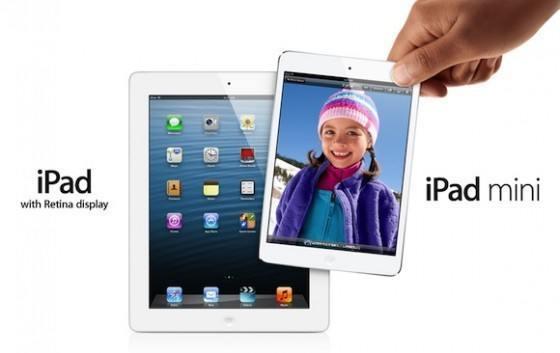 iPad 5 e iPad Mini 2 tendrán iOS 7