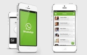Cómo será el Whatsapp para iOS 7