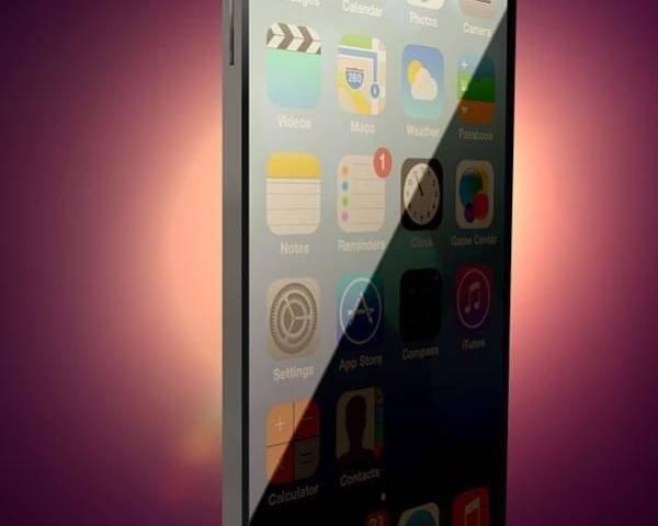 Cómo podría ser el diseño exterior del iPhone 6