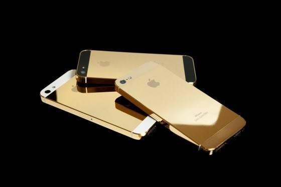 fundas iphone 5s dorado