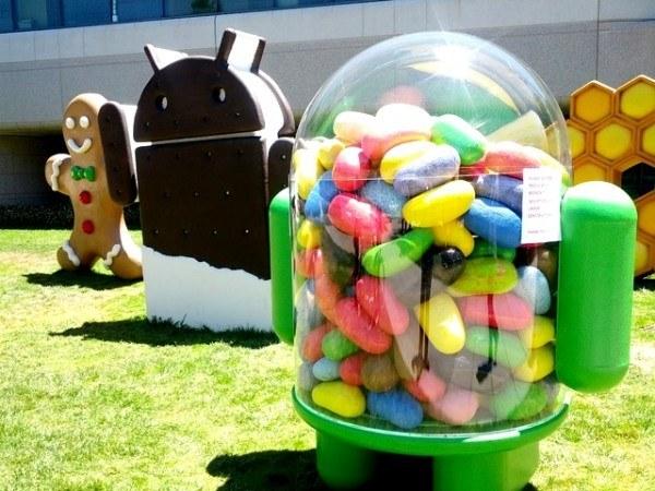 historia-de-android-en-fotografias-Gingerbread -Jellybean