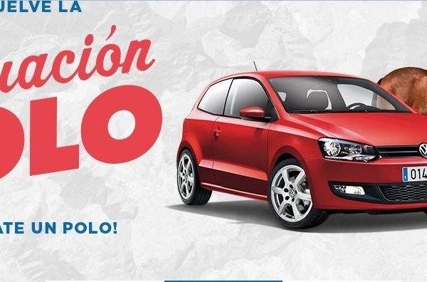 Concurso: Gana un Volkswagen Polo con #EcuacionPolo