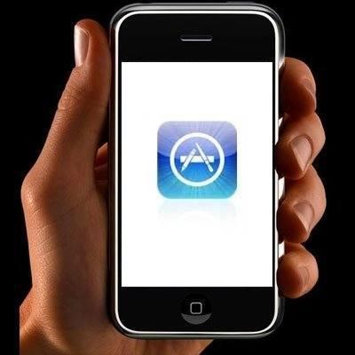 descargar-aplicaciones-para-el-iphone-app-store-logo