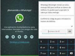 Cómo crear una cuenta de Whatsapp