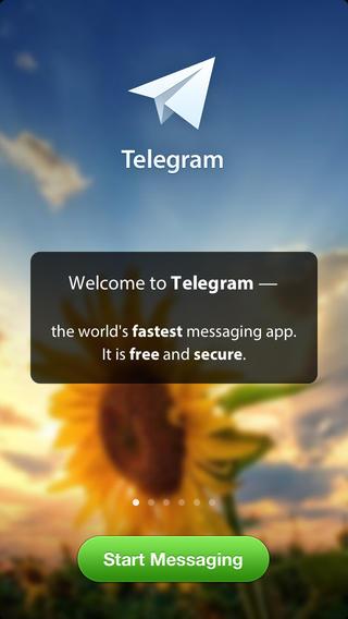 descargar-telegram-en-espanol-para-ios-comienzo