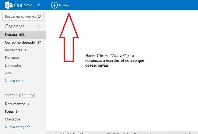 como-enviar-un-correo-electronico-desde-hotmail-outlook-insertando-adjuntando-archivos-imagenes-y-compartir-desde-onedrive-nuevo-email-correo-electrónico