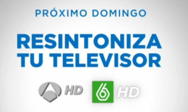 resintonizar televisor HD