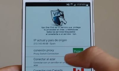internet gratis android VPN