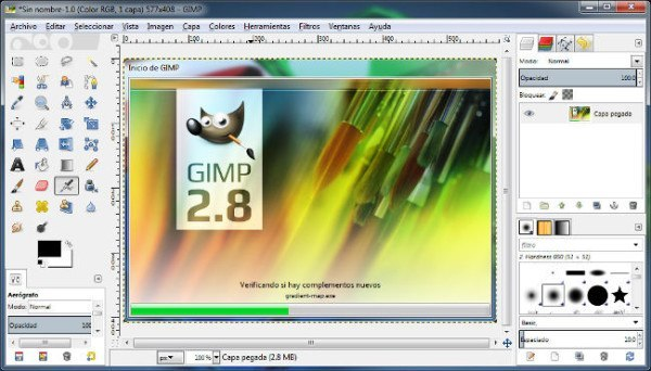 gimp-2-8-en-windows-7