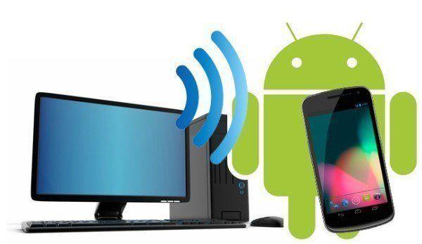 herramientas android control remoto