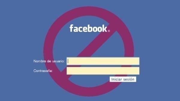 Cómo eliminar una dirección de correo en el inicio de sesión de Facebook