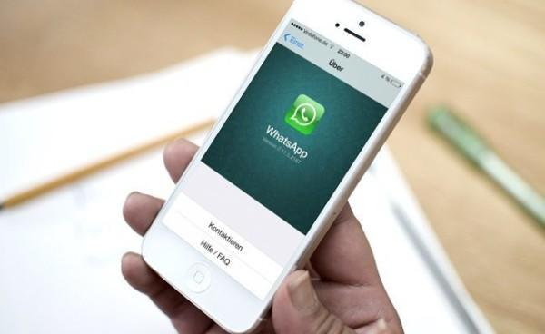 llamadas WhatsApp en iOS