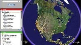 Ahora se podra ver una capa de Google News en el Google Earth