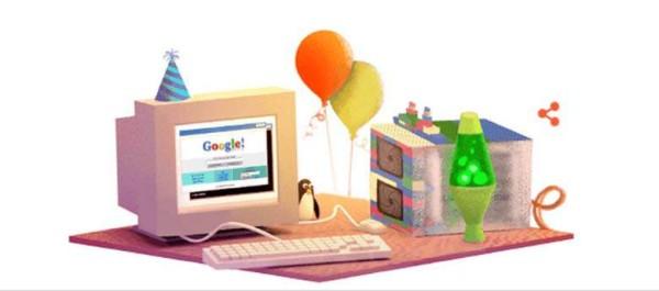 google 17 cumpleaños