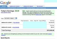 Los estafadores de internet están utilizando el nombre de Google