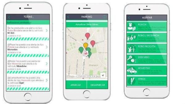 app wazypark