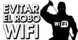 ¿Cómo saber si me roban WiFi?