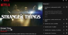 Cómo ver Netflix en el móvil