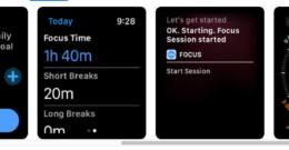 Focus: la aplicacion de Apple para rendir en el trabajo