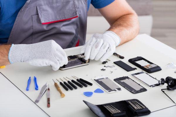 Como funciona el servicio tecnico de los fabricantes de moviles