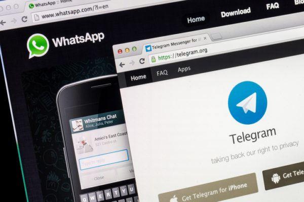 Whatsapp o telegram cual es la mejor aplicacion diferencias