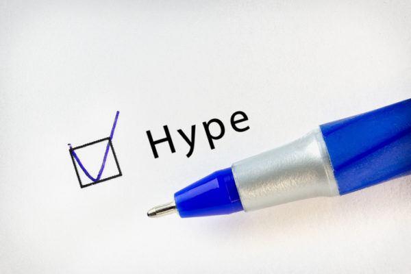 Cual es el significado hype youtube