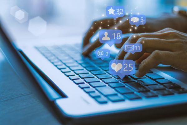 Las redes sociales mas usadas en el mundo
