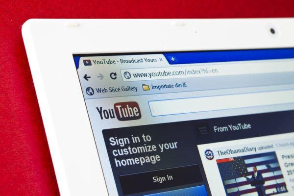 Las redes sociales mas usadas en el mundo youtube