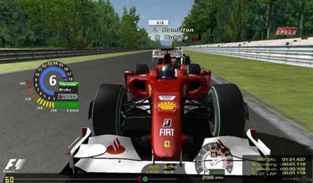 F1 2010 - Fórmula 1 al rojo vivo (Español) (PC Game)2