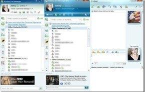 No actualizar Messenger 8.5