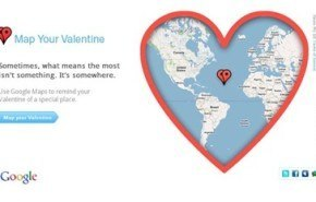 Google Maps San Valentin