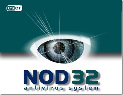 NOD32 Logo