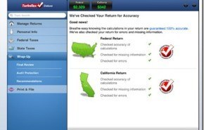 TurboTax para iPad