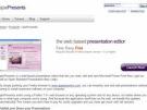 13 aplicaciones online que nos harán olvidar de Microsoft PowerPoint