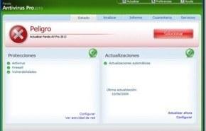 Descargar gratis Panda Antivirus Pro 2010