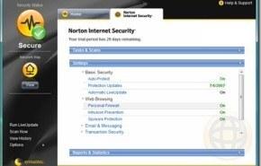 Descargar Norton Internet Security 2009 gratis