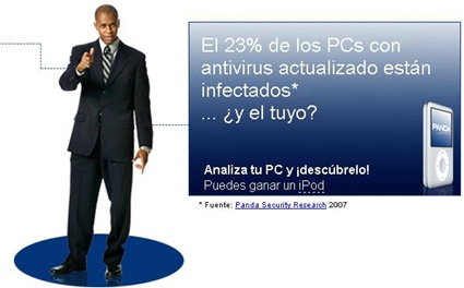 El 23% de los PCs con antivirus actualizado están infectados-... . Infected or Not