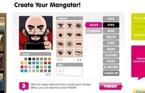 Hacer caricaturas online para avatares