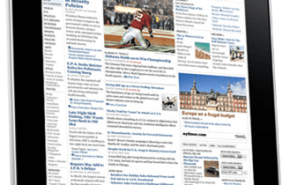 El New York Times incluirá los ebooks en su lista de más vendidos