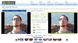 Antes de ponerte a comprar gafas, pruébatelas por Internet